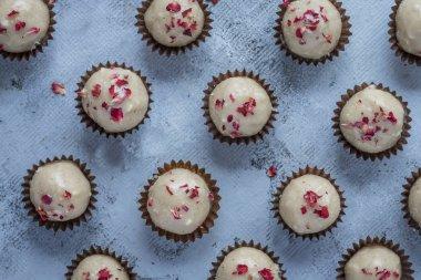 White Chocolate Truffles (Healthy Bliss Balls )
