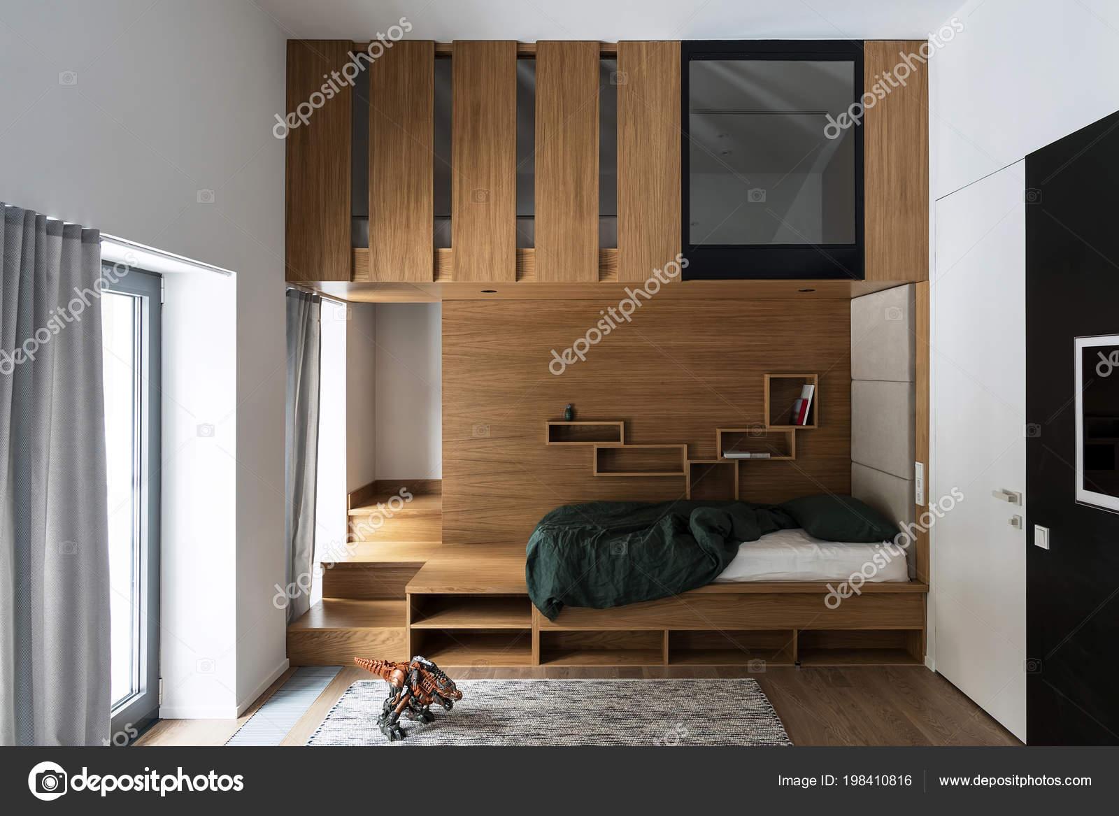 Детская комната в современном стиле u2014 Стоковое фото © bezikus #198410816
