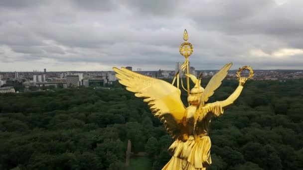 Fényes Victory Column Berlinben