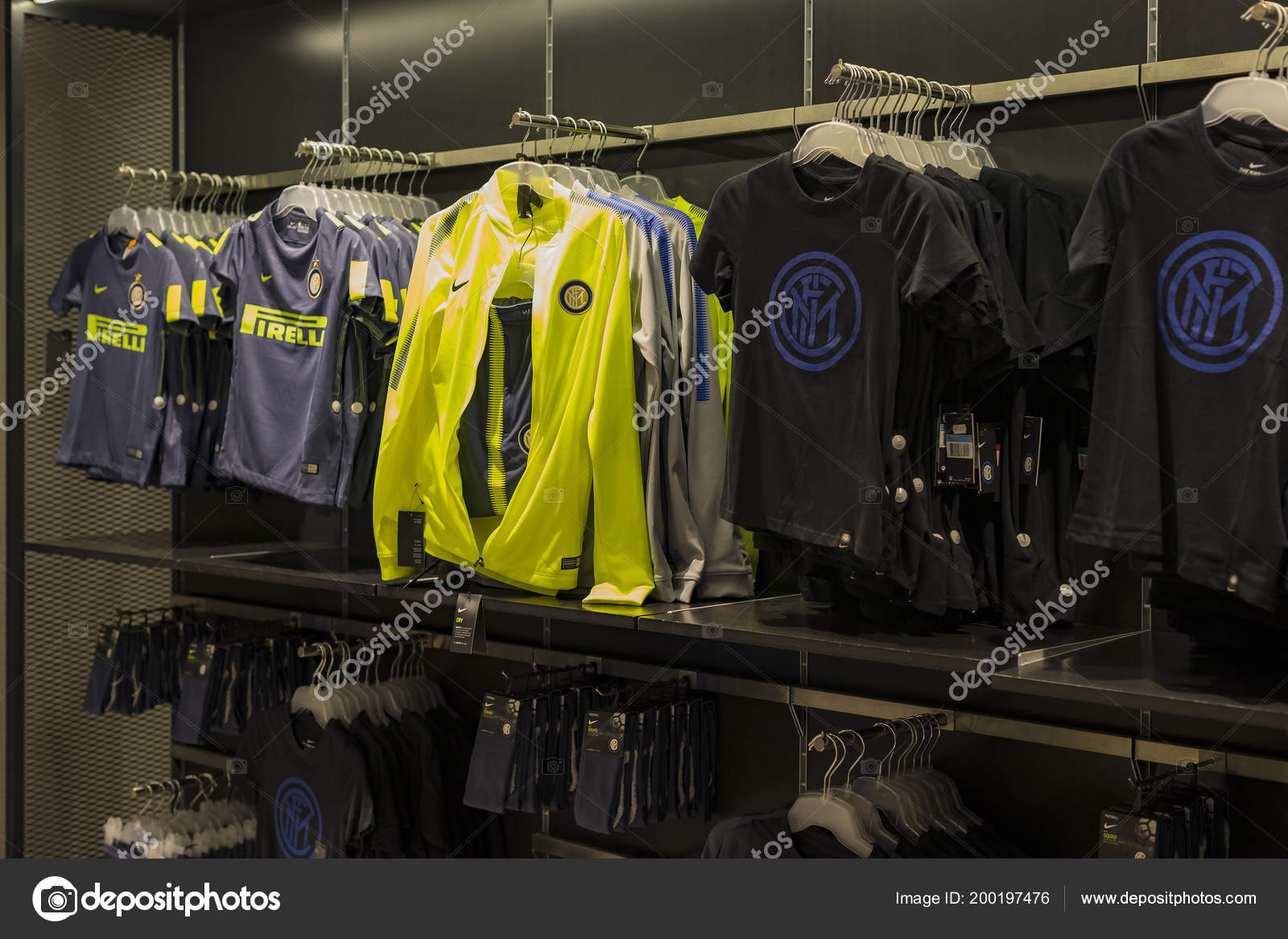 Vetement Inter Milan ÉQUIPE