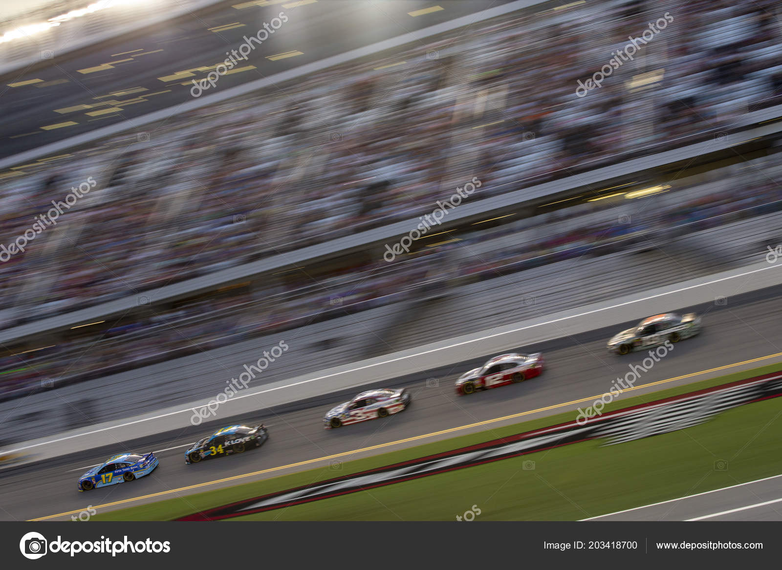 Daytona Dog Track >> July 2018 Daytona Beach Florida Usa Ricky Stenhouse Races