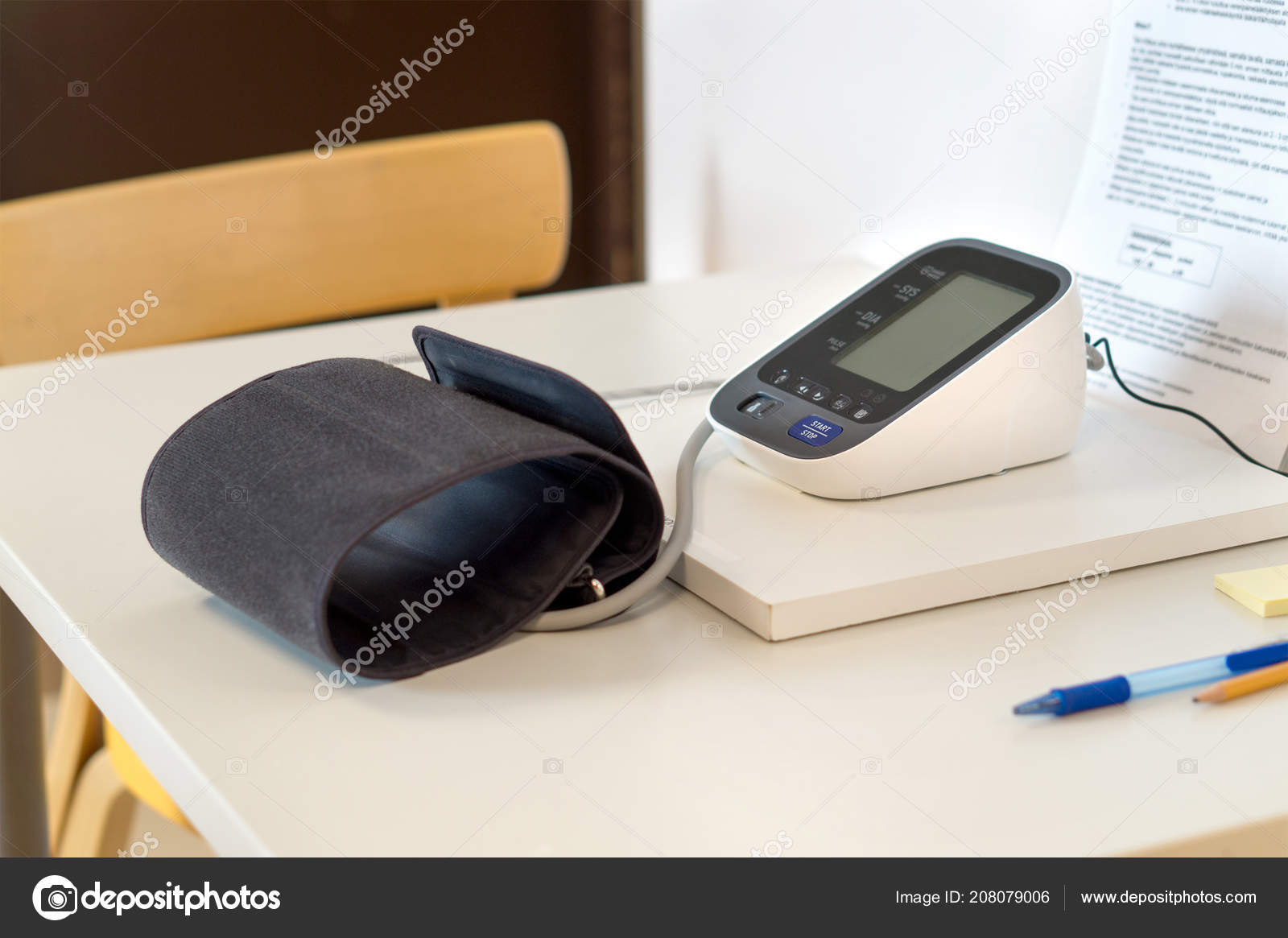 Ceto de presión arterial