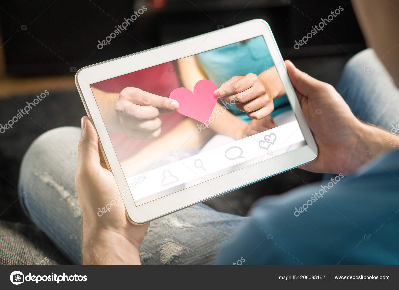 Matchdating-Website Betrügereien