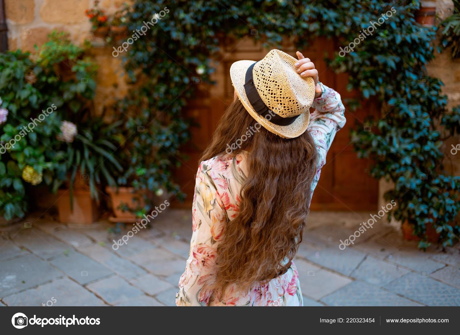 Elegant Long Hat