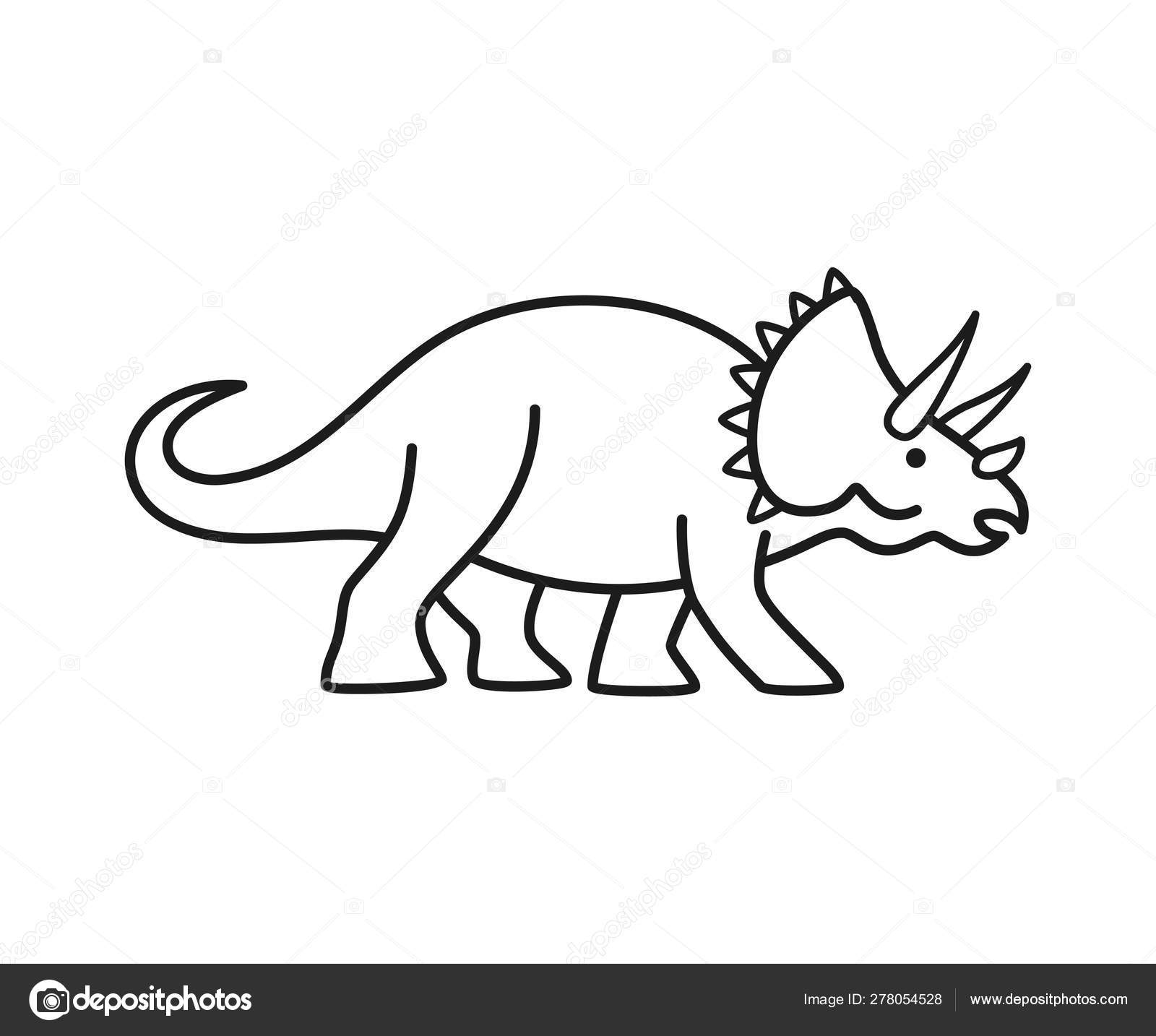 Download tyrannosaurus triceratops ankylosaurus dinosaur - cartoon dinosaurs  png - Free PNG Images | TOPpng
