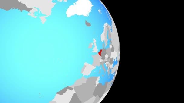 Zoom to Benelux Union