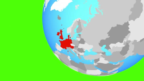 Western Europe zoom