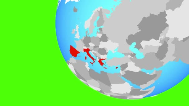 Southern Europe zoom