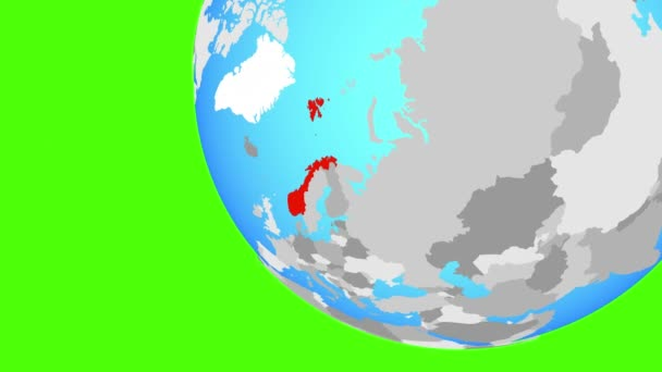 Norway zoom