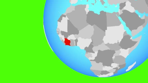 Lupa Pobřeží slonoviny