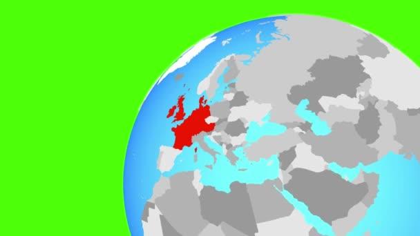 Změní zvětšení na západní Evropy