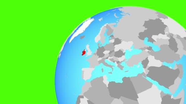 Zoom to Ireland