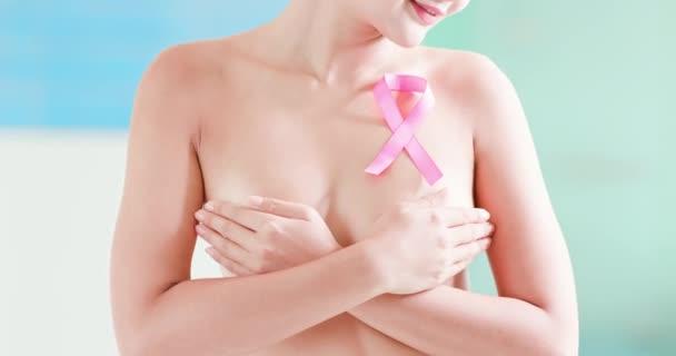 Brustkrebs-Prävention Konzept