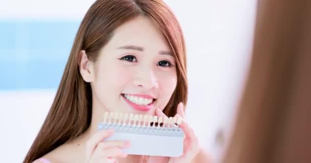 Zahnaufhellungskonzept