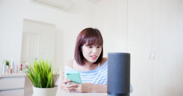 IOT AI smart home concept
