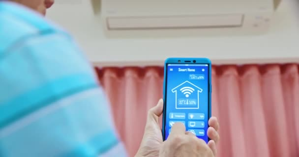 IOT Smart Home Konzept
