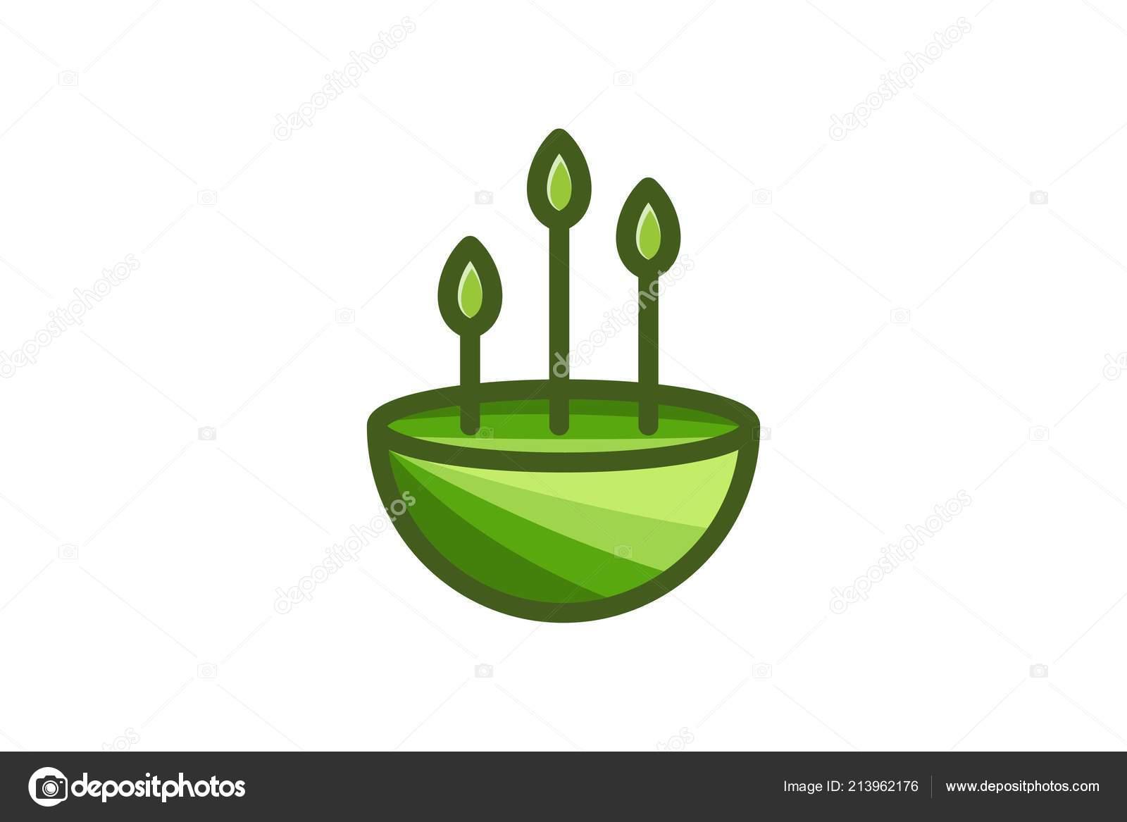 Landscape Logo Inspiration Landscape Tree Minimalist Logo Design