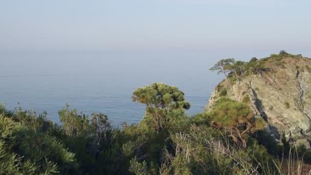Picturesque Mediterranean Seascape In Turkey