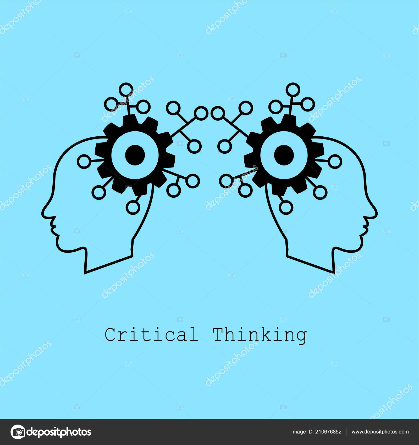 concept of critical thinking Critical thinking is the process of independently analyzing, synthesizing, and evaluating information as a guide to behavior and beliefs the american philosophical association has defined critical thinking as the process of purposeful, self-regulatory judgment.