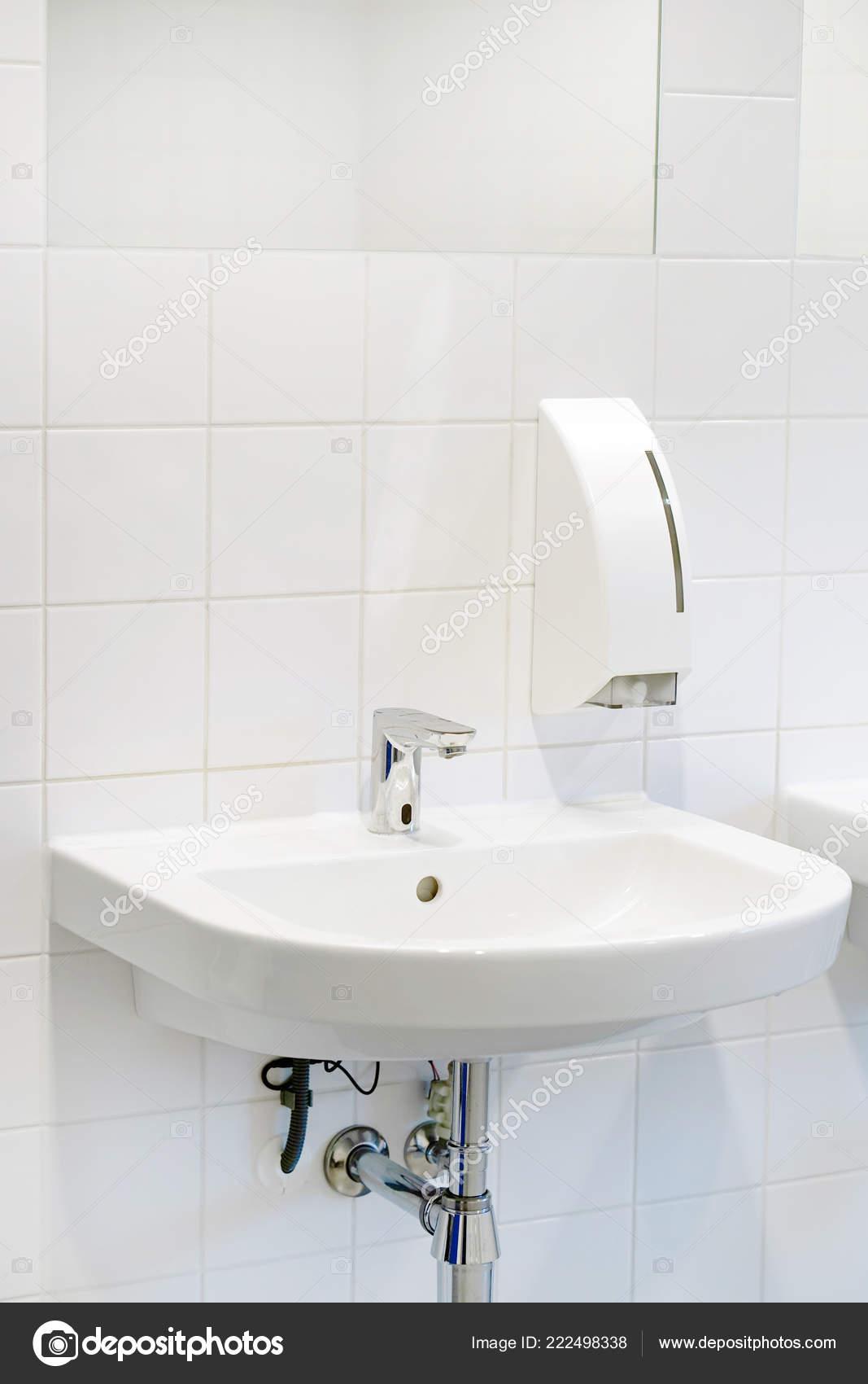 . Bathroom Interior Sink Modern Design Interior Bathroom Washbasin