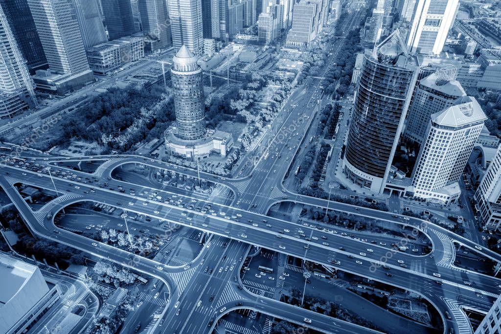 Фотообои Aerial view of Beijing