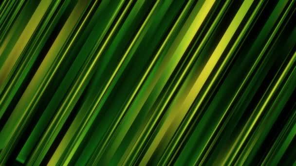 Smyčka pozadí textury zelený zkosený proužek