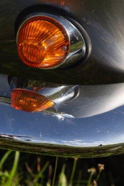 turn indicator of german car