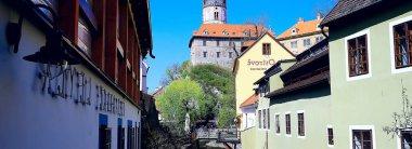 panorama of Prague castle, antique architecture, Czech Republic