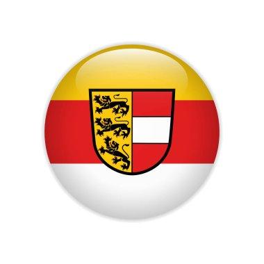 Flag Carinthia button