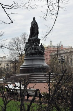 St. Petersburg, monument, summer, day