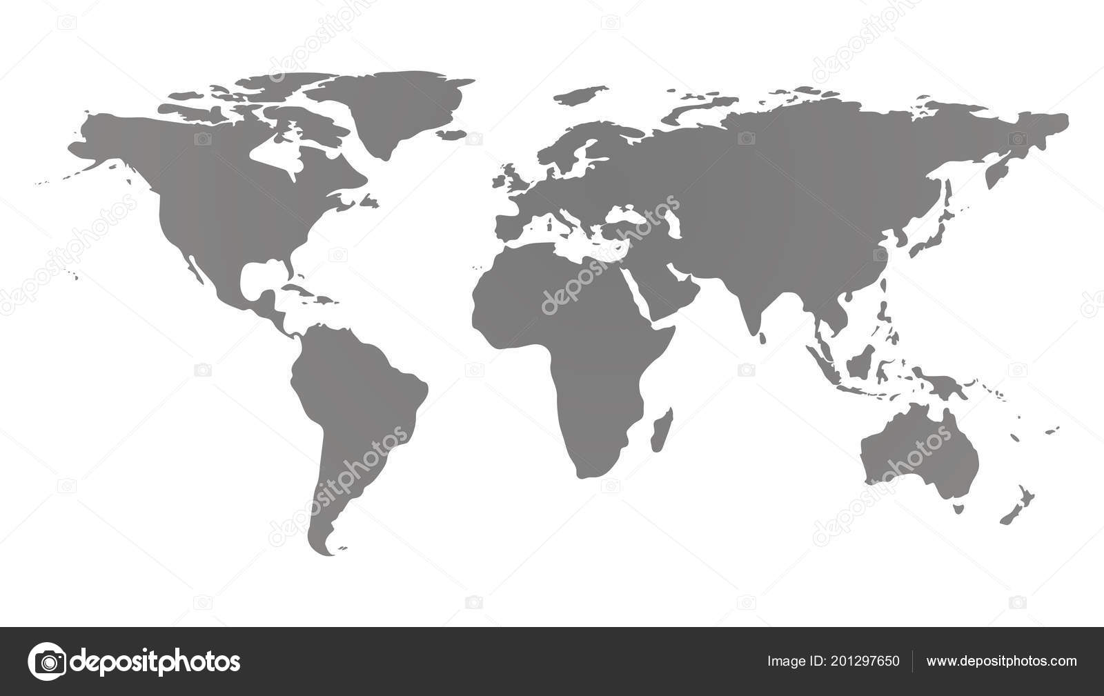 World map covering globe vector illustration isolated white vector world map covering globe vector illustration isolated white vector de stock gumiabroncs Images