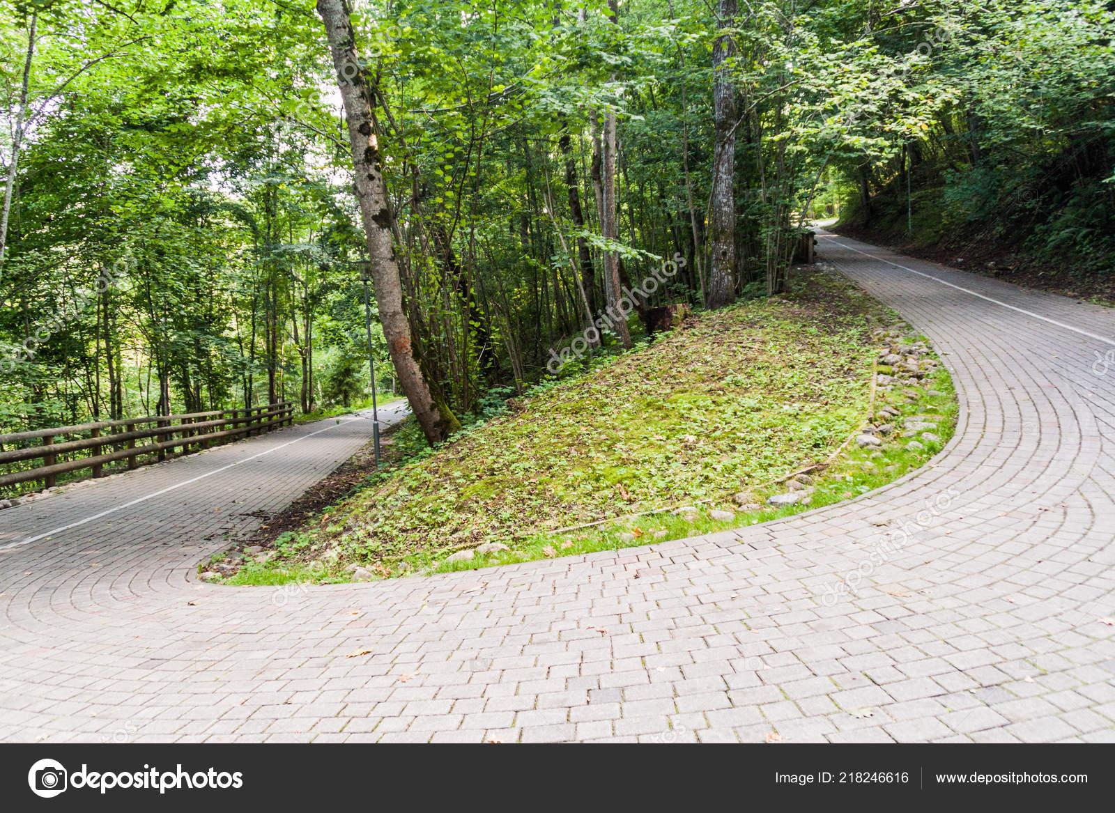46ca8a4674d Pouze Vlásenka Pobaltí Národní Park Gauja Lotyšsko — Stock fotografie