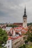 Kostel svatého Mikuláše v tallinn, Estonsko
