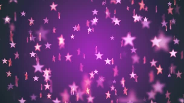 shiny stars random moving fading animation light background animation new quality vintage universal motion dynamic animated colorful joyful holiday music cool video footage