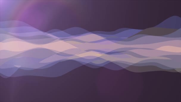 soft waving abstract color painting gentle flow animation background new quality dynamic art motion colorful cool nice beautiful video footage