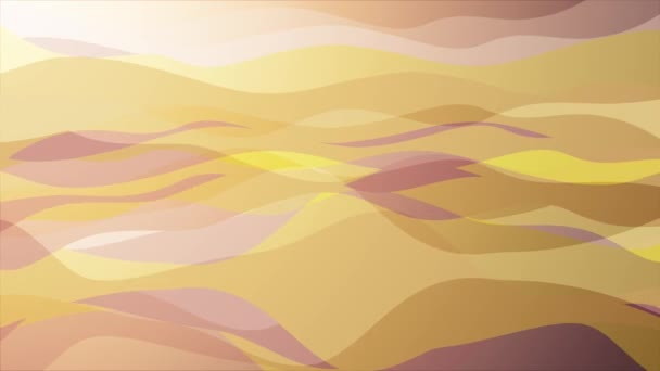 soft waving abstract shiny color painting gentle flow animation background new quality dynamic art motion colorful cool nice beautiful video footage