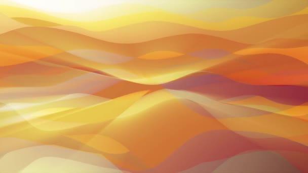 měkký mává abstraktní lesklé barvy Malování jemné proudění animace pozadí nové kvalitní dynamické umění pohybu barevné chladné pěkné krásné video záznam