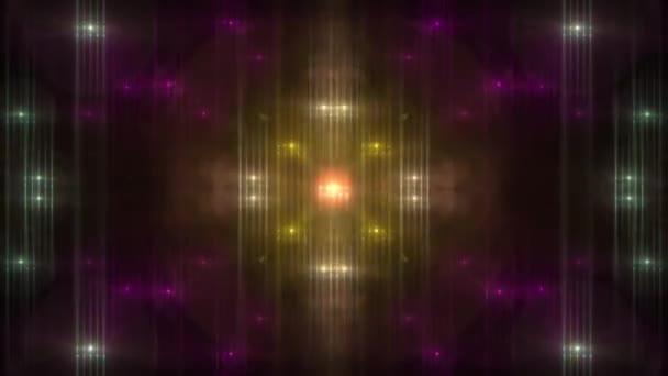 Alien blikající flash světlice lesklé animace hudební pozadí nové kvalitní přirozené osvětlení lampa paprsky efekt dynamické barevné světlé taneční video záznam