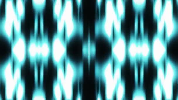 abstraktní měkké blured lesklé vertikální symetrické modré čáry pruhů pozadí animace bezešvá smyčka nové kvalitní univerzální pohybu dynamický animovaný barevné radostné cool hudební video stopáže