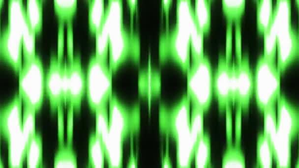 abstraktní měkké blured lesklé symetrické zelené svislé pruhy pozadí animace bezešvá smyčka nové kvalitní univerzální pohybu dynamický animovaný barevné radostné cool hudební video stopáže