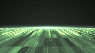 digital plain cyberspace grid landscape graphics illustration background new quality techno style cool nice beautiful 4k stock image