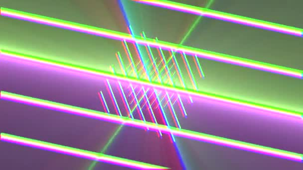 Abstract Neon Lights Rotating Seamless Loop Motion Graphics Animation Background New Quality Techno Style Colorful Cool Nice Beautiful 4k Stock Video Footage Stock Video C Sbi 281278230