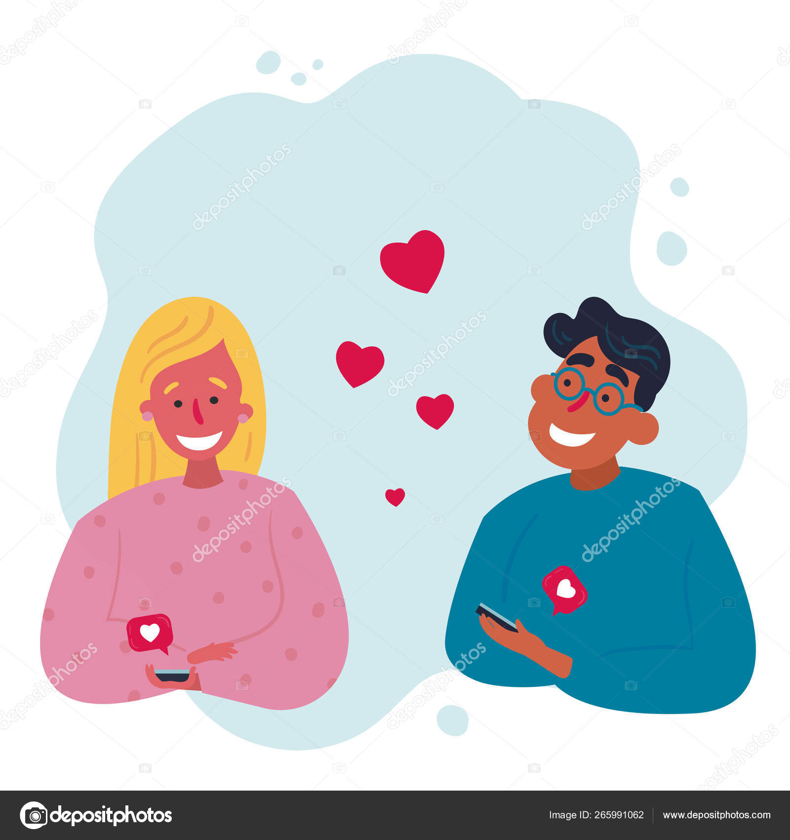 dating website eerste vergadering