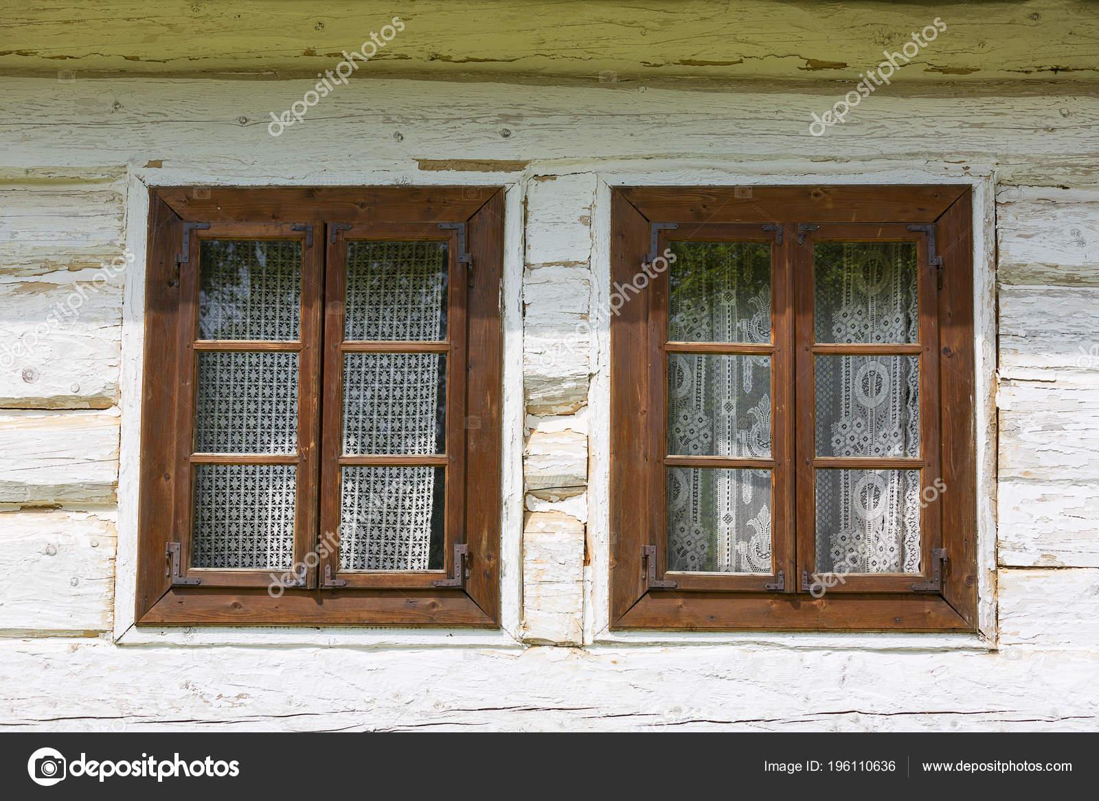 Dřevěná okna z polska