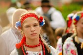Uzavření festivalu Polissya léto se slavností Ukrajina 25.08.2018.