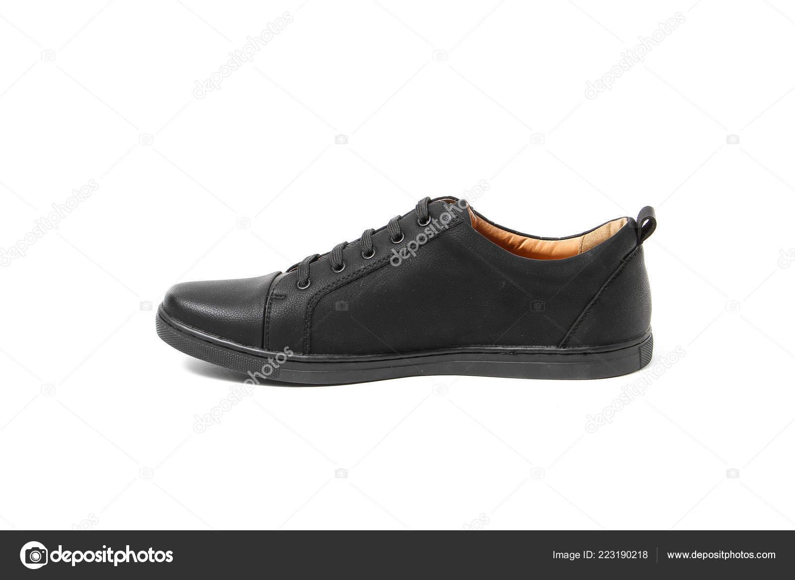 8e2424a8f7e Γραφείο Δέρματα Άνθρωπος Παπούτσια Που Απομονώνονται Λευκό– εικόνα αρχείου