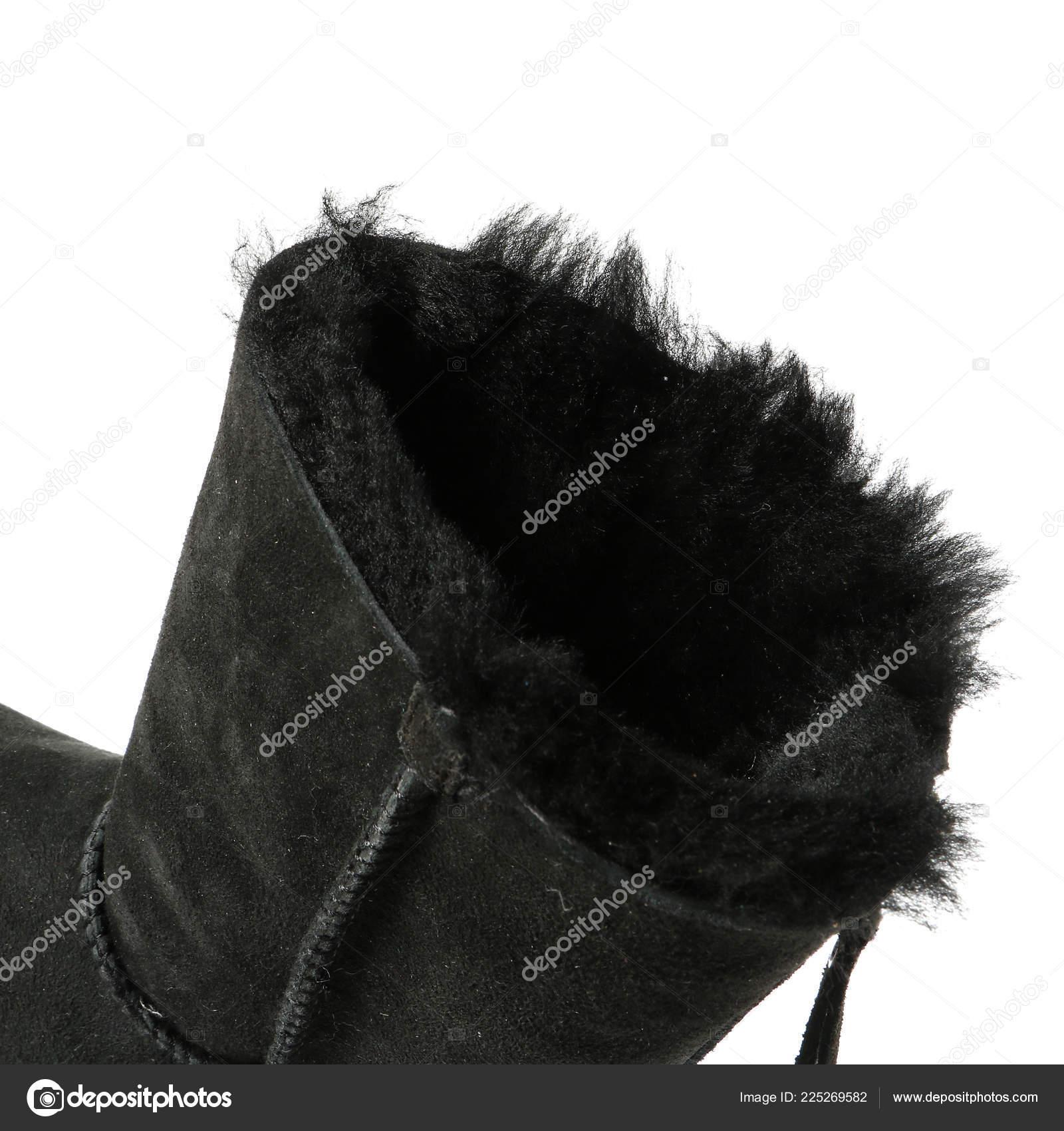 867693e9aa7 Ψηλές Μπότες Ντεμί Σεζόν Των Γυναικών Που Απομονώνονται Λευκό Φόντο —  Φωτογραφία Αρχείου