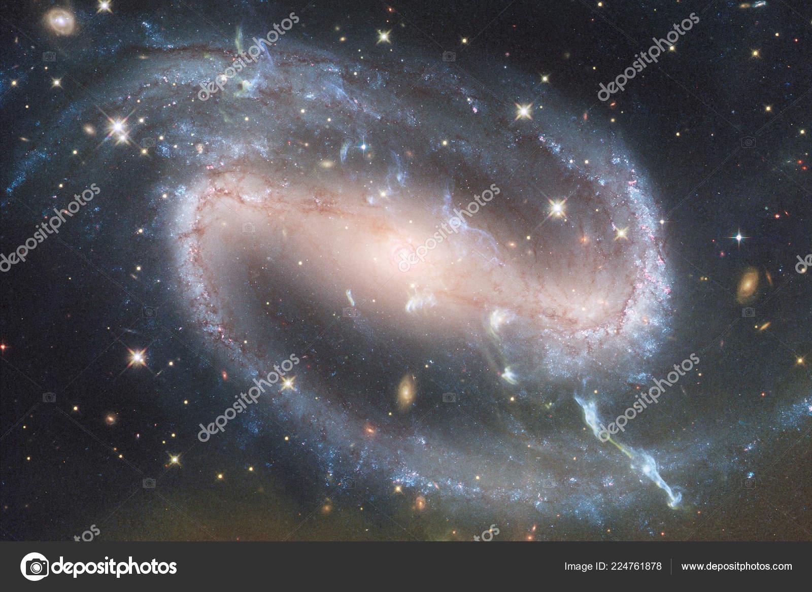 depositphotos 224761878 stock photo incredibly beautiful galaxy somewhere deep