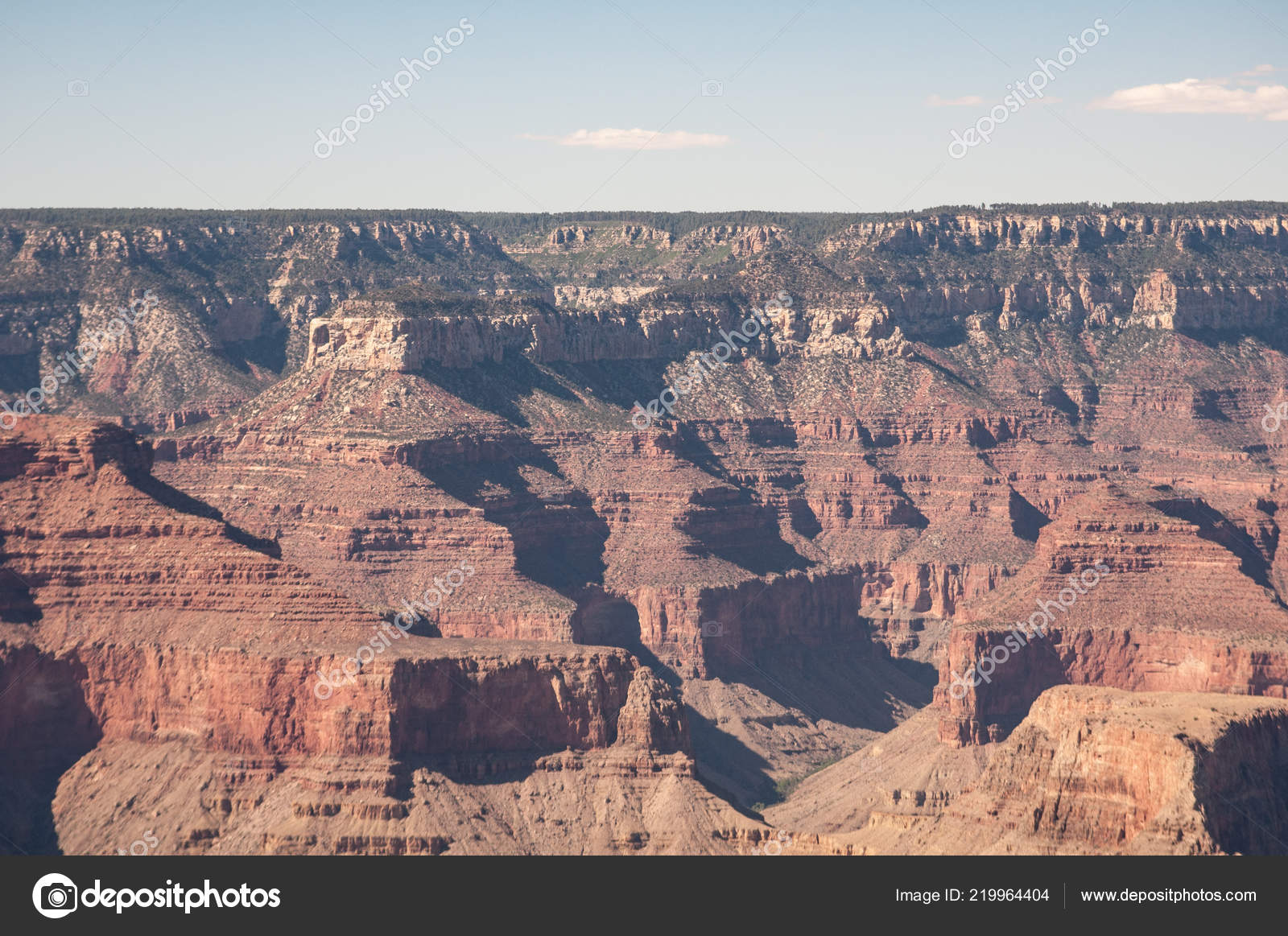 Grand Canyon National Park North Rim Magnificent Landscape