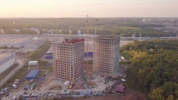 Stavební lokality země